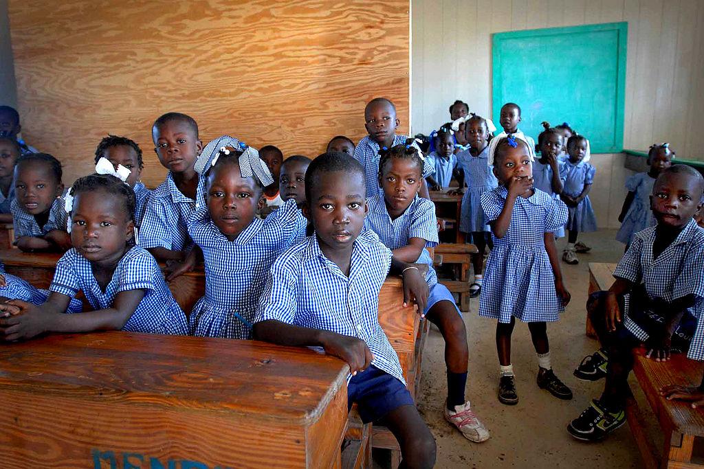 haiti s linguistic apartheid violates children s rights and