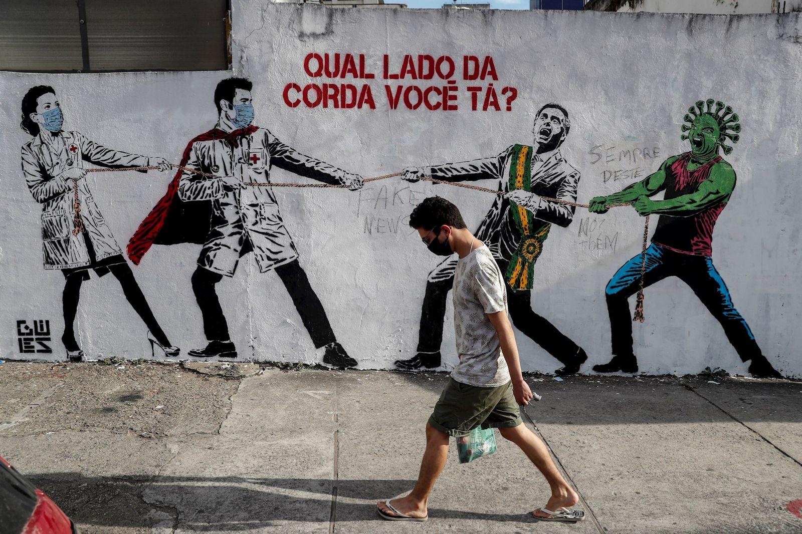 La negación de la pandemia: una tormenta imperfecta para la autocratización  en Brasil | OpenGlobalRights